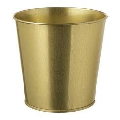 گلدان طلایی ایکیا سایز کوچک DAIDAI