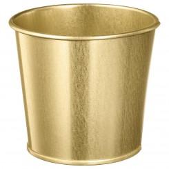 گلدان طلایی ایکیا سایز متوسط DAIDAI