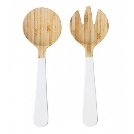 قاشق و چنگال چوبی ایکیا GRIPANDE