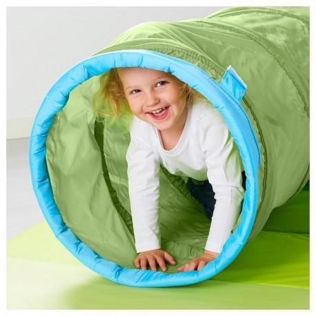 تونل بازی سبز کودک ایکیا BUSA