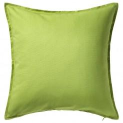 کاور کوسن ایکیا رنگ سبز GURLI