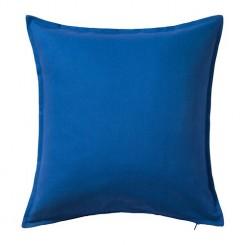 کاور کوسن ایکیا رنگ آبی GURLI