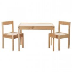 میز و صندلی کودک ایکیا LATT