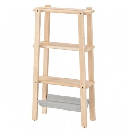 شلف چوبی حمام ایکیا VILTO