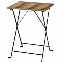 میز تاشو دونفره طرح ایکیا TARNO