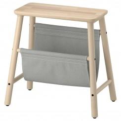 چهارپایه چوبی ایکیا VILTO