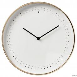ساعت دیواری طلایی ایکیا PANORERA
