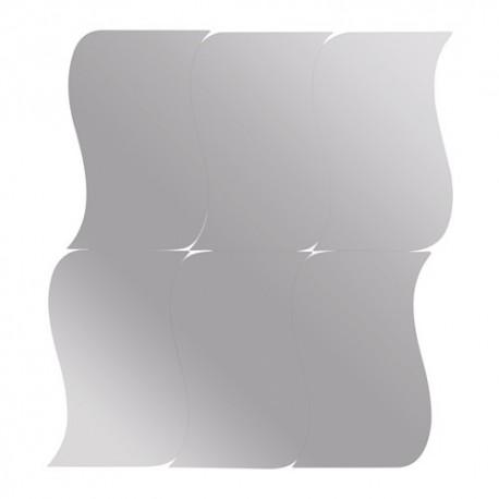 آینه ایکیا مدل موج دار FAVANG